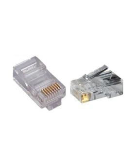 Conector RJ45 Transparente Nexxt - AW102NXT04