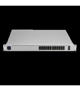 Conmutador Gestionado Ubiquiti - UniFi Switch USW-Pro-24-POE