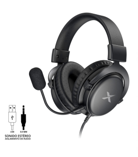 Diadema Thunderx Con Micrófono Desmontable X-Kim - TH33O