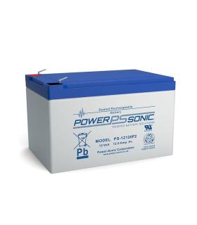 Batería De Respaldo UL de 12V 12AH - POWER SONIC - PS-12120F2