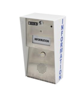 Estación De Información DKS DOORKING / Llame al centro de control con un solo botón - 1819-080