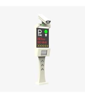 Control de acceso vehicular con reconocimiento de placas - LPR-S1000