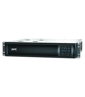 Unidad Smart-UPS de APC 1500 VA con pantalla LCD para rack 2U 120 Voltios - SMT1500RM2U - 731304284574