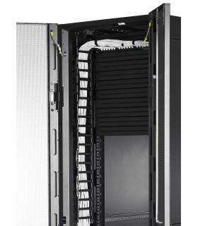 Organizador vertical de cables para gabinetes NetShelter SX de 600mm de ancho y 42 U - AR7721 - 731304301035