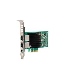 Tarjeta de red intel X550 - 2 puertos 10G base- T con adaptador de bajo perfil - 540-BBRG