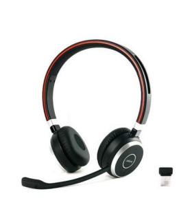Diadema Jabra Evolve 65 Duo MS Bluetooth 6599-823-309