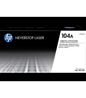 Tambor de creación de imágenes láser original HP 104A negro - W1104A