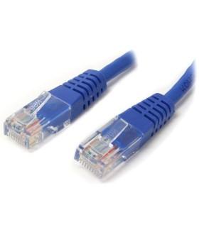Cable de red Patch Core 3Mts - Cat5e Ethernet RJ45 - 45PAT3MBL