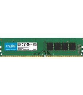 Memoria Crucial 4 GB-1 x 4 GB-DDR4-2666 MHz-288-pin DIMM - CT4G4DFS6266