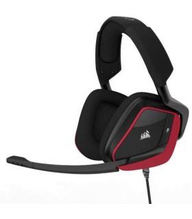Diadema Gamer Corsair VOID PRO Surround Premium Headset 7.1-Roja - CA-9011157-NA