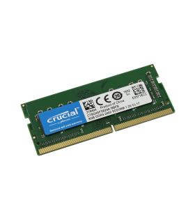 Memoria Crucial De 8GB DDR4-2400 SODIMM - CT8G4SFS824A