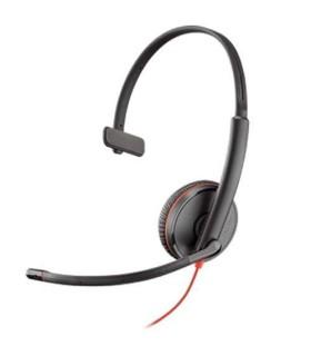 Diadema Plantronics LA BLACKWIRE C3215 USB-A - 209746-22