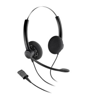 Plantronics SP12 QD Auricular Biaural Practica - 88662-11
