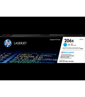 Tóner original HP LaserJet 206X de alto rendimiento - W2111X