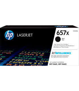 Tóner Original HP LaserJet 657X negro de alta capacidad - CF470X