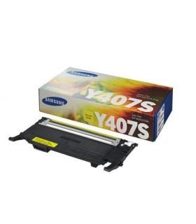 Tóner amarillo Samsung CLT-Y407S - SU478A