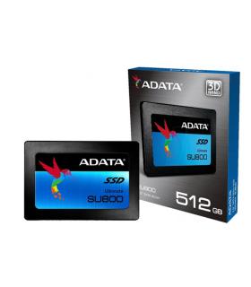 Unidad de Estado Sólido/SSD ADATA Ultimate SU800-512GB-SATA3 - ASU800NS38-512GT-C