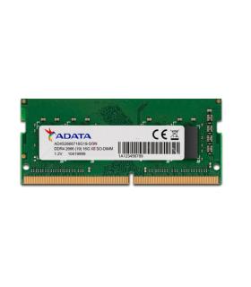 Memoria RAM para portatil Adata DDR4 16GB-2666Mhz - AD4S2666716G19-SGN