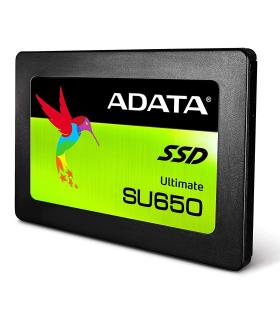 Disco de estado sólido Ultimate SU650 120GB-Flash/Adata - ASU650SS-120GT-R
