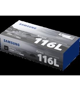 tóner Samsung MLT-D116L de alta capacidad negro - SU833A