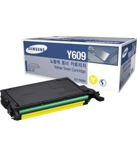 Tóner amarillo Samsung CLT-Y609S - SU563A