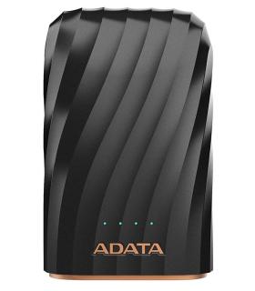 Batería externa P10050C Adata - AP10050C-USBC-CBK