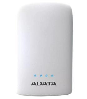 Batería externa P10050V Adata/Blanca - AP10050V-DUSB-CWH