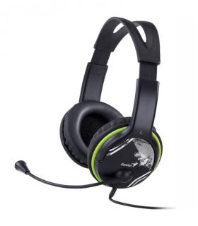 Audífonos Con Micrófono/Genius HS-400A - 31710169100