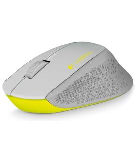 Mouse Inalámbrico M280 Logitech/Plateado - 910-004285