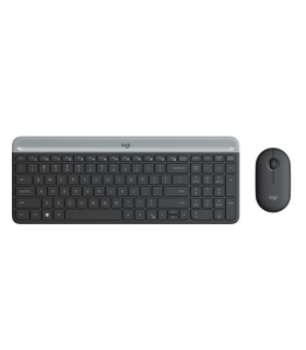 Combo Slim MK470 Inalámbrico Teclado/Mouse Logitech 920-009266