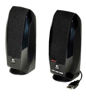 Altavoces Estéreo USB S150 Logitech - 980-000028