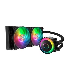 Refrigeración Liquida Cooler Master RGB ML240R - MLX-D24M-A20PC