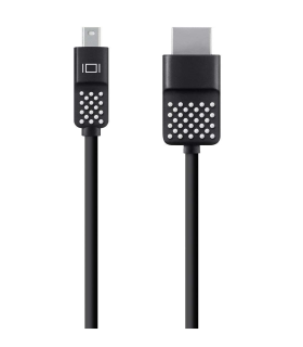 Cable Mini DisplayPort a HDMI Belkin - F2CD080BT06