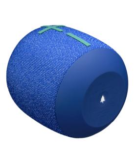 Parlante Ultimate Ears Wonderboom 2 Resistente Al Agua/Azul/Logitech - 984-001550