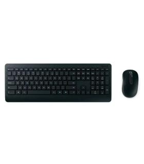 Teclado Y Mouse Inalámbrico 900 De Microsoft - PT3-00004