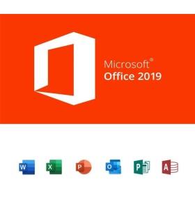 Office Professional Plus 2019 licencia para 5 Computadores