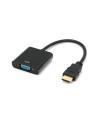 Cable HDMI A-Type a VGA Chipset Con Audio - AZ6200