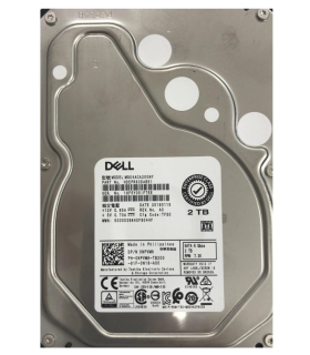 Disco Duro De 2TB Dell RPM Sara/6Gbps - 400-AVUD