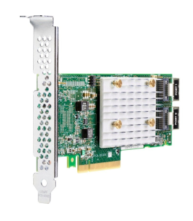 Controlador Enchufable HPE Smart Array P408i-p SR Gen10/12G SAS PCIe - 830824-B21