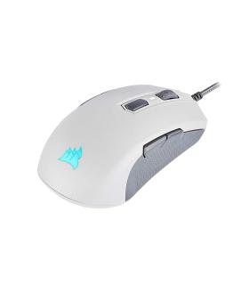 Mouse Gamer Corsair Ambidiestro Gamer Blanco - CH-9308111-NA