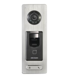 Lector Biométrico Con Cámara Incluida HikVision - DS-K1T501SF/WIFI