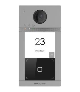 Video Portero De 1 Botón HikVision - DS-KV8113-WME1