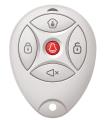 Llavero Alarma Inalámbrico Hikvision - DS-19K00-Y