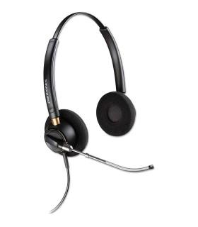 Auriculares binaurales Poly Encorepro - HW520V (QD) - 89436-01