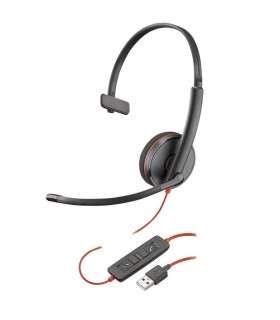 Diadema Plantronics Blackwire C3210 USB-A - 209744-22