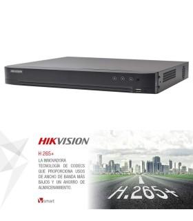 DVR de 32 canales 1080p Lite 1U H.265 - DS-7232HGHI-K2