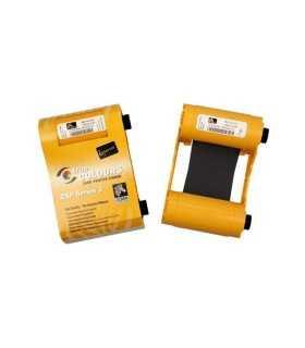 Ribbon Zebra transferencia térmica - 1000 tarjetas - 800033-801
