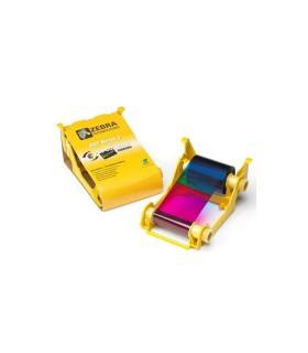 Cinta de color de alta capacidad de la Serie Ix para ZXP Serie 3 YMCKO, 280 impresiones - 800033-340