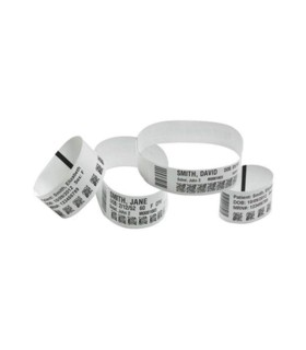 Etiqueta térmica UltraSoft Z-Band Z-Band - Adhesivo permanente - 10015358K