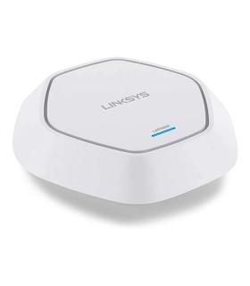 Punto de acceso inalámbrico N600 de doble banda (2,4 + 5 GHz) con PoE Linksys - LAPN600